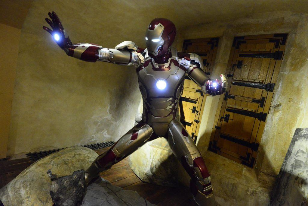 Iron Man - Château de Malbrouck.